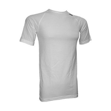 Tričko COLIN krátký rukáv unisex - bílá  4bd6d4a033